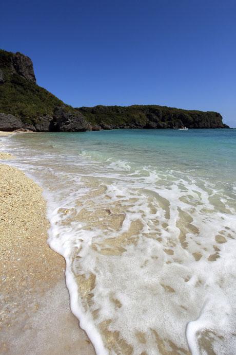 Choji「平安座島の海」