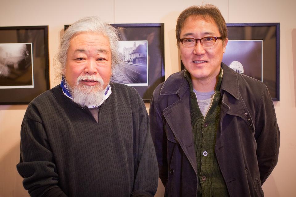 佐野史郎さんとチョートクさん