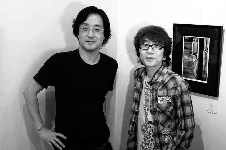 坂崎幸之助さんと山本高広さん