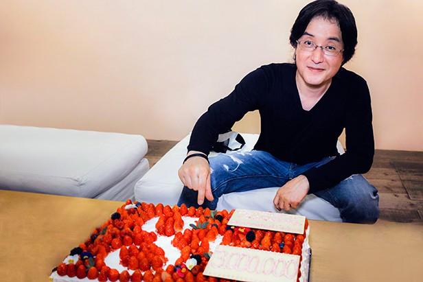 山本高裕Google+ケーキ