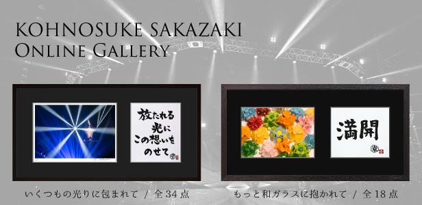 坂崎幸之助 オンラインギャラリー
