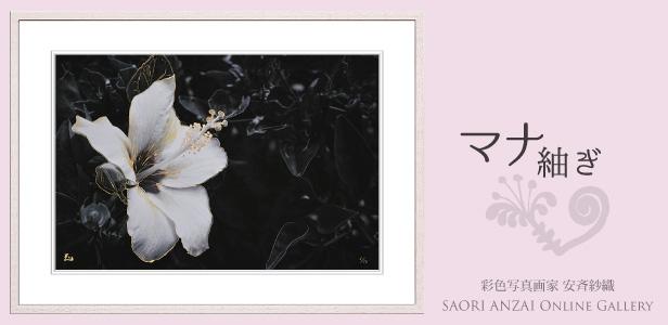 安斉紗織 / SAORI ANZAI Online Gallery