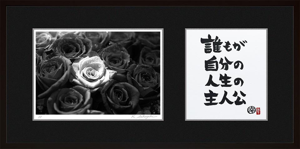 作品紹介 / 坂崎幸之助『誰もが自分の人生の主人公』
