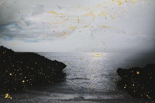 作品紹介 / 安斉紗織『南の果ての小さな浜』