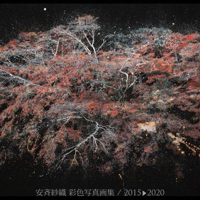 安斉紗織 彩色写真画集 2015-2020 / 販売のお知らせ